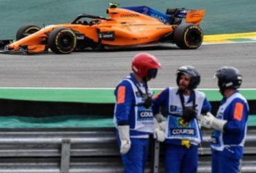 McLaren planeja demitir 1200 funcionários | AFP|
