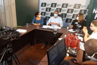 """""""Nossas medidas de combate ao vírus estão no caminho certo e podemos até torna-las mais rígidas"""", afirma Colbert Martins"""