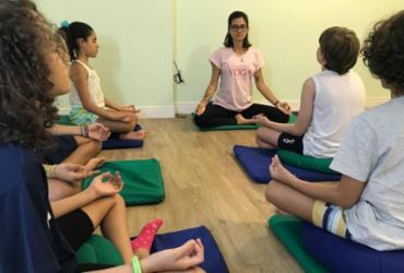 Praticantes e estudiosos da meditação destacam benefícios da prática milenar | Nalini Vasconcelos | Divulgação