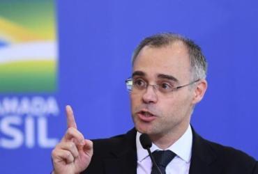 Ministro da Justiça entra com Habeas Corpus no STF em nome de Weintraub | Evaristo Sa | AFP