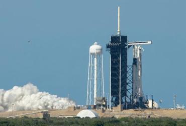 Nasa dá sinal positivo para primeiro voo da SpaceX com tripulação em 27 de maio | Bill Ingalls | NASA | AFP