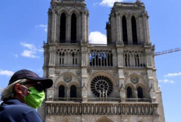 Esplanada de Notre-Dame reabre após incêndio | Alain Jocard | AFP