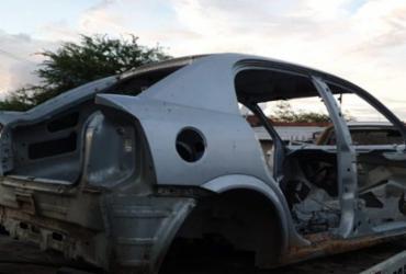 Polícia Rodoviária Federal descobre ferro-velho no perímetro urbano de Paulo Afonso