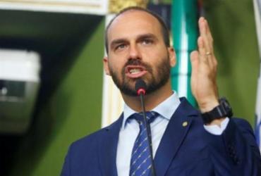 PGR vai analisar possível crime de Eduardo Bolsonaro contra segurança nacional | Rafael Martins | Ag. A TARDE