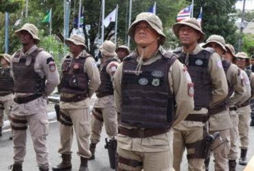 Liminar suspende cobrança de contribuição previdenciária de policiais militares e bombeiros | Divulgação | PMBA