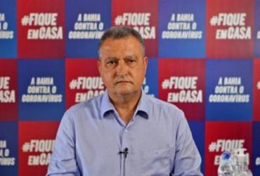 "Rui critica Bolsonaro por fake news sobre políticos baianos: ""Esquema criminoso"" | Foto: Camila Souza | GOVBA"