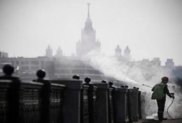 Número de mortes por Covid-19 na Rússia pode ser 70% maior do que os dados oficiais | AFP