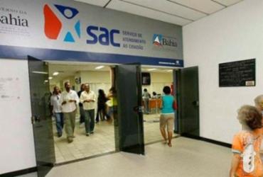 SAC irá reabrir sete postos na Bahia nesta segunda-feira | Divulgação
