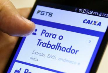 Saque aniversário do FGTS poderá ser usado para garantir empréstimos | Marcelo Camargo | Agência Brasil