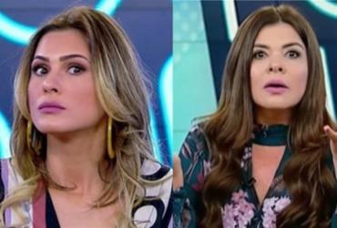 SBT afasta Lívia Andrade e Mara Maravilha da programação | DIvulgação | SBT