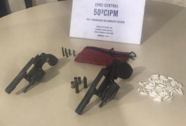 Dois homens morrem em confronto com a PM em Sete de Abril | Divulgação | SSP
