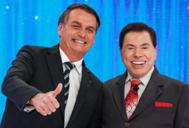Silvio Santos quer colocar as falas de Bolsonaro no ar sem cortes | Alan Santos | PR