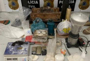 Dois homens morrem em confronto com a polícia no bairro da Boca do Rio | Divulgação | SSP-BA