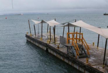 Travessia Salvador-Mar Grande encerra mais cedo nesta segunda | Margarida Neide | Ag. A TARDE