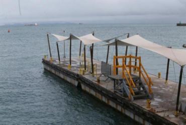Travessia Salvador-Mar Grande faz parada de 4h30 neste domingo | Margarida Neide | Ag. A TARDE