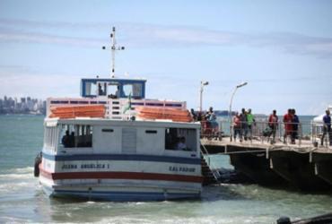 Travessia Salvador-Mar Grande funciona até às 14h nesta segunda | Joá Souza | Ag. A TARDE