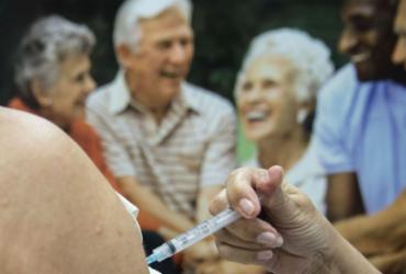 Campanha de vacinação contra gripe atinge 62,7% do público-alvo | Marcelo Camargo | Agência Brasil