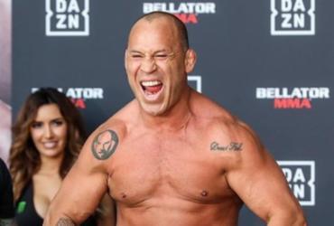 Wanderlei Silva tem proposta para enfrentar Mike Tyson em boxe sem luva | Divulgação | Bellator