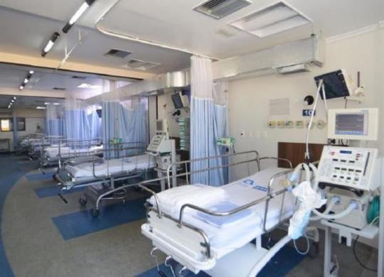 Exclusivo para o combate à Covid-19, Sagrada Família recebe primeiros pacientes | Divulgação |