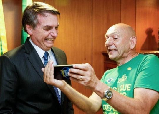 PF cumpre mandados contra Roberto Jefferson, Luciano Hang, deputado e blogueiro | Divulgação | PR