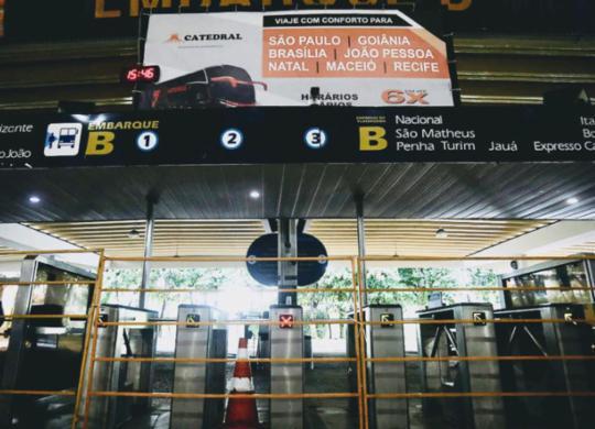 Bahia tem mais 21 cidades com transporte intermunicipal suspenso | Felipe Iruatã | Ag. A TARDE