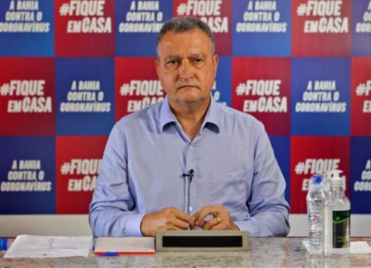 Rui Costa anuncia novo pagamento de vale-alimentação a alunos da rede estadual   Paula Fróes   GOV-BA