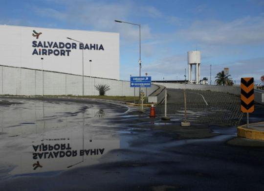 Aeroporto de Salvador é apontado como o mais sustentável do Brasil   Raphael Müller   Ag. A TARDE