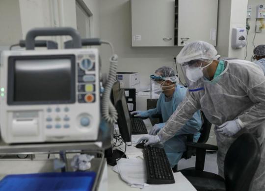 Inteligência de dados tem ajudado no combate ao novo coronavírus   Raphael Müller   Ag. A TARDE