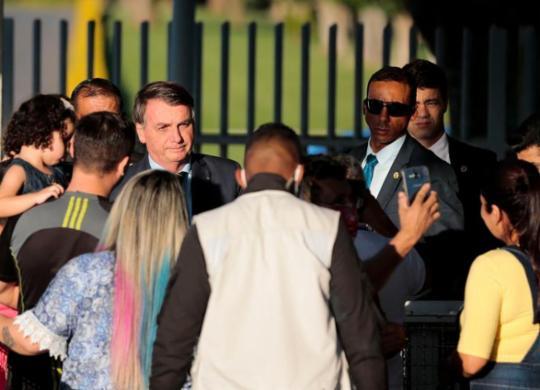 Band, Folha e Globo suspendem cobertura no Palácio da Alvorada | Marcello Casal Jr | Agência Brasil