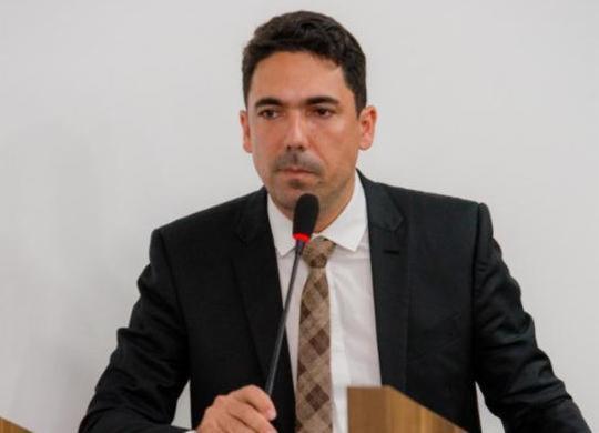 Justiça mantém afastamento de Jeferson Andrade da prefeitura de Madre de Deus | Divulgação