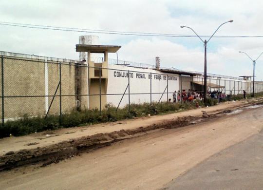 Justiça determina transferência de presos com Covid-19 para Feira Santana | Gleidson Santos | Divulgação