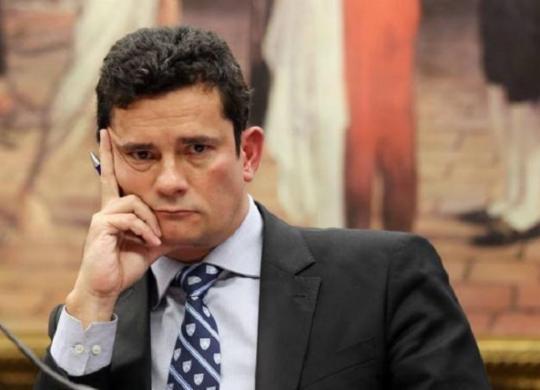Moro rebate Bolsonaro e diz que flexibilização de armas incentiva 'rebelião armada'   Wilson Dias   Agência Brasil