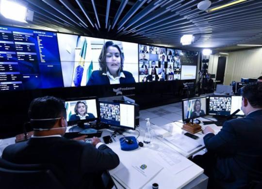 Senado aprova MP que altera cargos e funções na Polícia Federal | Jefferson Rudy | Agência Senado