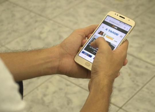 Leitores do Portal A TARDE passam receber conteúdos com exclusividade | Keyla Pereira | Ag. A TARDE