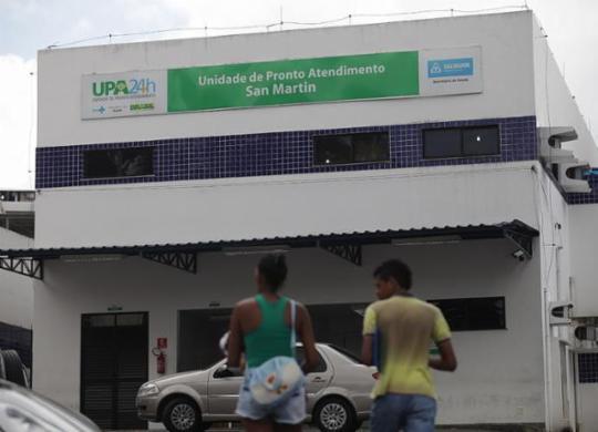 UPAs de Salvador só atenderão casos graves a partir de segunda-feira   Raul Spinassé   Ag. A TARDE