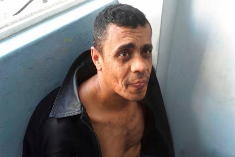 Adélio Bispo confessou ter sido o autor da facada em Bolsonaro em setembro de 2018 - Foto: Divulgação | Assessoria de Comunicação Organizacional do 2° BPM