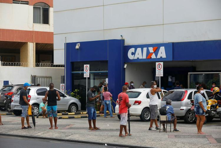 Reunião com Fenaban foi marcada em busca de nova orientação | Foto: Rafael Martins | Ag. A TARDE - Foto: Rafael Martins | Ag. A TARDE
