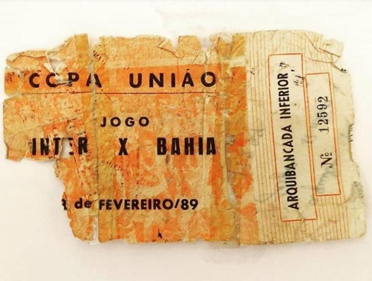 Torcedores poderão adquirir ingressos personalizados   Foto: Divulgação   EC Bahia - Foto: Reprodução   Redes Sociais