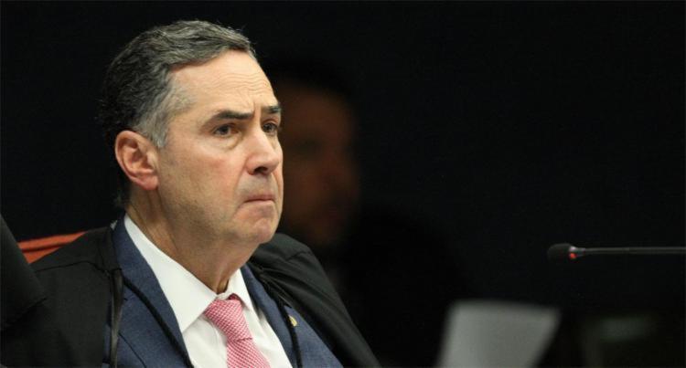 Barroso (foto) resiste a adiamento, mas afirma que sanitaristas vão basear decisão | Foto: Nelson Jr. | STF - Foto: Foto: Nelson Jr. | STF