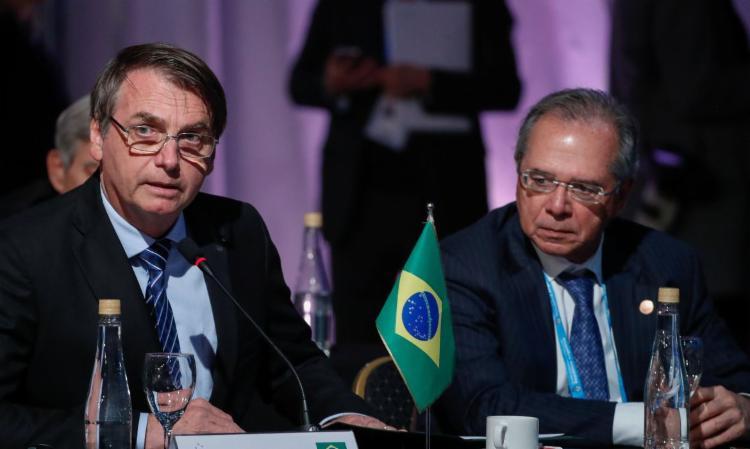 Paulo Guedes pediu apoio dos brasileiros para enfrentar esse momento de pandemia | Foto: Alan Santos | PR - Foto: Alan Santos | PR