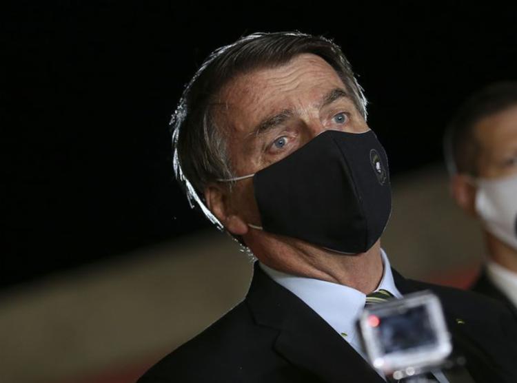 Bolsonaro discutiu o assunto com ministros e chegou a conclusão que a operação deflagrada teve o objetivo de atingi-lo   Foto: Marcello Casal Jr   Agência Brasil - Foto: Marcello Casal Jr   Agência Brasil