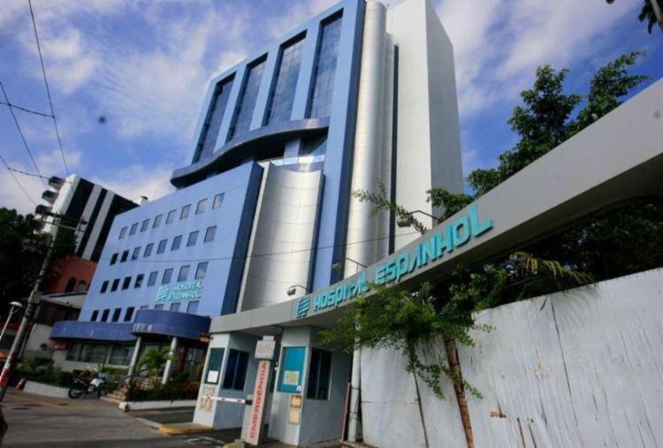 Notícia falsa envolve reabertura do Hospital Espanhol para pacientes com Covid-19   Foto: Joá Souza   Ag. A TARDE - Foto: Foto: Joá Souza   Ag. A TARDE