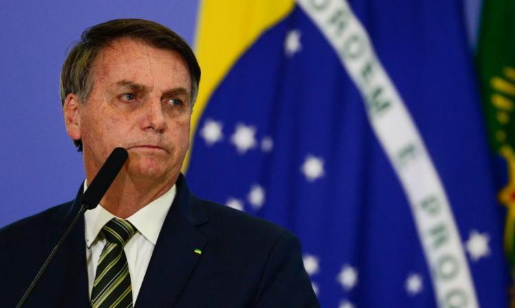 Em um mês, Bolsonaro aumentou 5 pontos na taxa de reprovação do seu governo durante a crise - Foto: Marcello Casal Jr | Agência Brasil