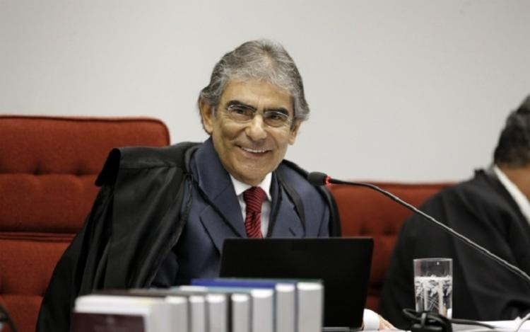 Carlos Ayres Britto é ex-presidente do Supremo Tribunal Federal | Foto: Gil Ferreira | STF - Foto: Gil Ferreira | STF