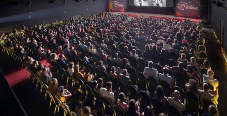 Em 2019, aproximadamente 80% dos ingressos foram de meia entrada   Foto: Netun Lima   Universo Produção - Foto: Netun Lima   Universo Produção   Direitos Reservados