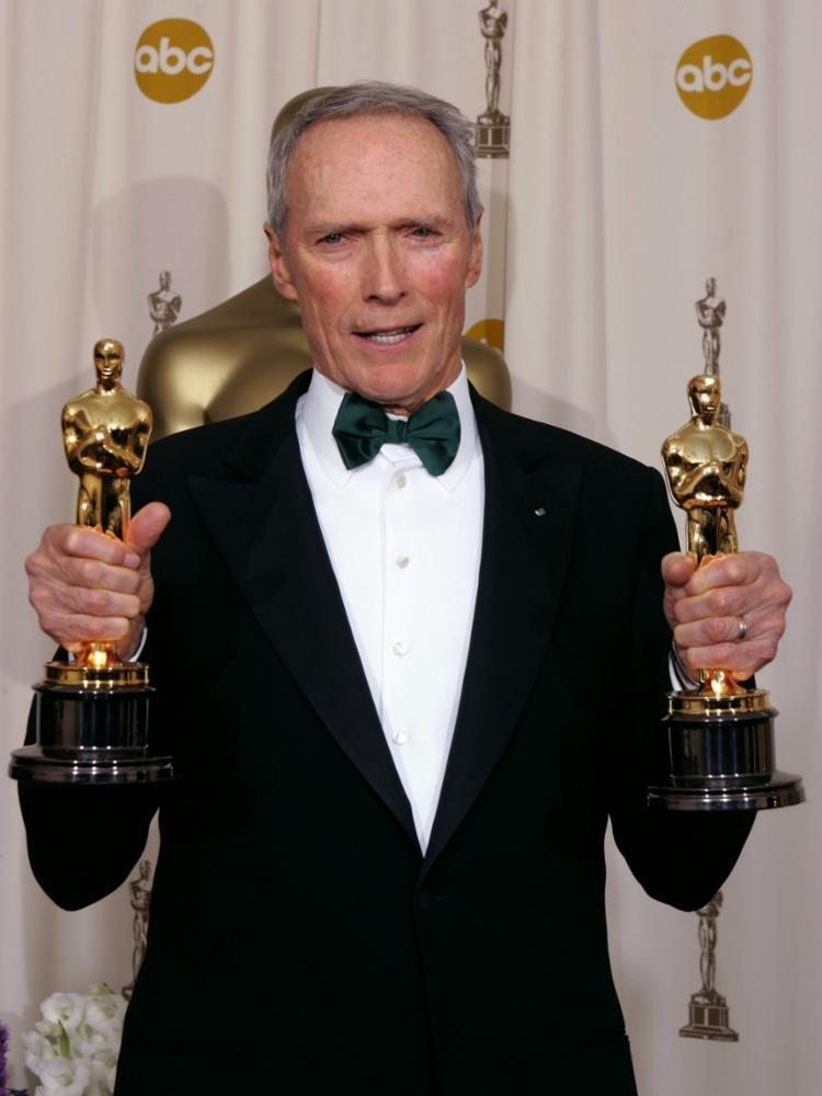 Eastwood tem uma carreira de sete décadas, com mais de 50 filmes   Foto: Jeff Haynes   AFP - Foto: Jeff Haynes   AFP