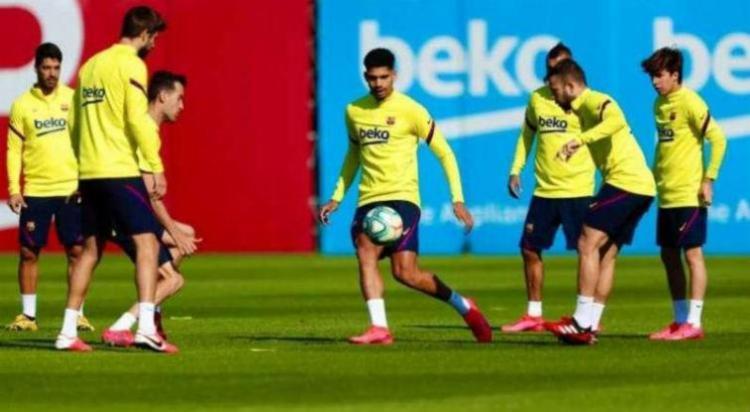Os jogadores das duas principais divisões espanholas voltaram a treinar em 10 de maio | Foto: Reprodução | Instagram - Foto: Reprodução | Instagram
