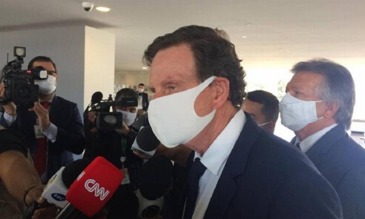 Segundo Crivella, reabertura do comércio no Rio será escalonada | Foto: Daniel Gullino - Foto: Daniel Gullino