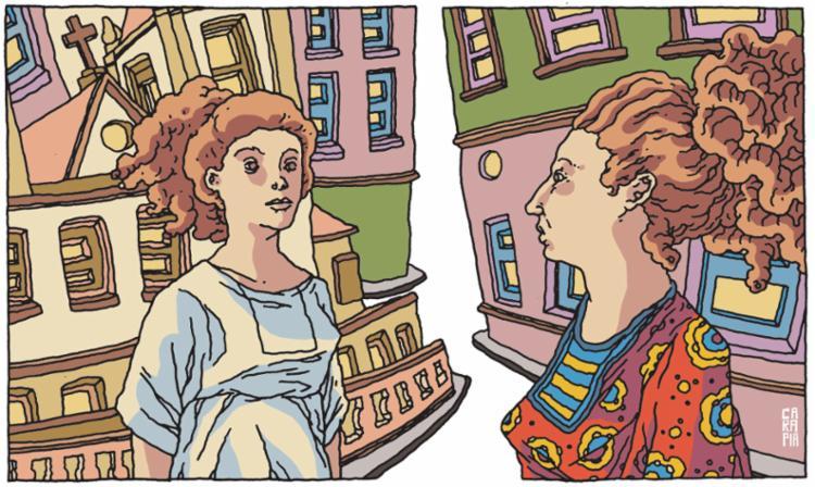 Imagem: Ilustração | Túlio Carapiá - Foto: Ilustração | Túlio Carapiá