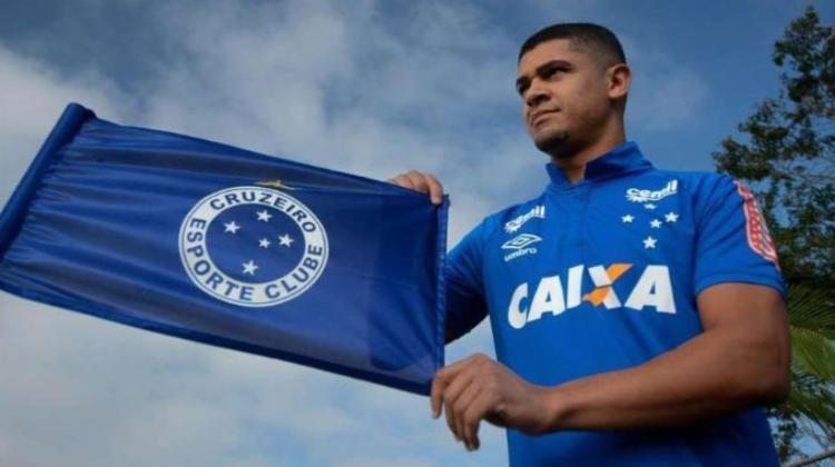 A equipe de Belo Horizonte tinha até está segunda para realizar o pagamento de 850 mil euros ao Al Wahda pelo empréstimo do volante Denilson   Foto: Washington Alves   Cruzeiro - Foto: Washington Alves   Cruzeiro